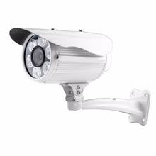 6 White Light LED CMOS 1200TVL HD CCTV Home security camera outdoor DAY NIGHT
