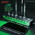 Qianli iSee профессиональный светодиодный светильник для обнаружения пыли, отпечатков пальцев, царапин, светильник для ремонта телефона для iphone...