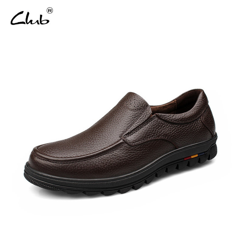 Club Plus Size 38-47 Mens Dress Italian Leather Shoes Luxury Brand Mens Loafers Genuine Leather Formal Loafers Moccasins Men xx brand 2017 genuine leather men driving shoes summer breathable loafers comfortable handmade moccasins plus size 38 47 footwea