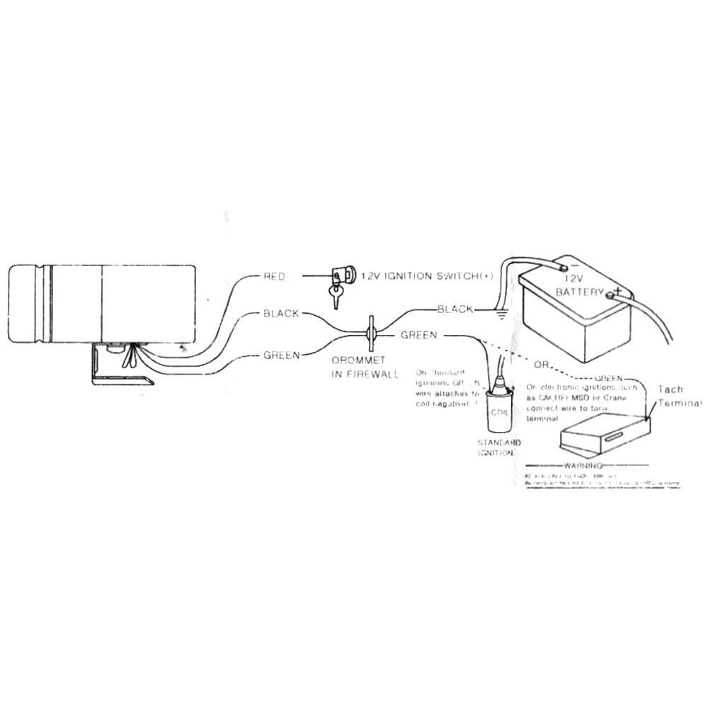Led Tachometer Wiring Diagram Libraries Auto Gauge Rev Counter Shift Light Third Leveltachometer Rpm Adjustable Tacho Warning