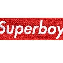 На заказ ваша заплатка с текстом супер фирменный значок Логотип Микс модель пришить УТЮГ вышитые на DIY патч