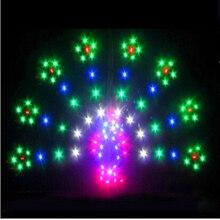 Высокое качество 2sq. m led кайт различный дизайн выбрать с кайт линии нейлоновая ткань Рипстоп трюк кайт Фабричный светильник