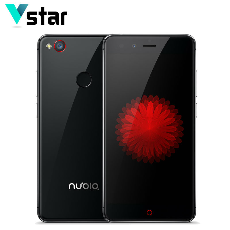 ZTE Nubia Z11 Mini 64GB LTE 5 inch Mobile Phone Octa Core Snapdragon 617 Fingerprint 3GB RAM Android Dual SIM 16.0MP