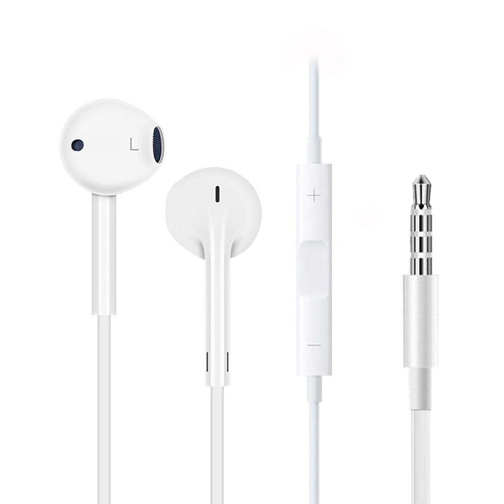 Original Apple Lightning EarPods & 3.5mm Wired In-ear Plug EarPods Earphone For iPhone 6s, iphone 7, iphone 8,Android SmartphoneOriginal Apple Lightning EarPods & 3.5mm Wired In-ear Plug EarPods Earphone For iPhone 6s, iphone 7, iphone 8,Android Smartphone