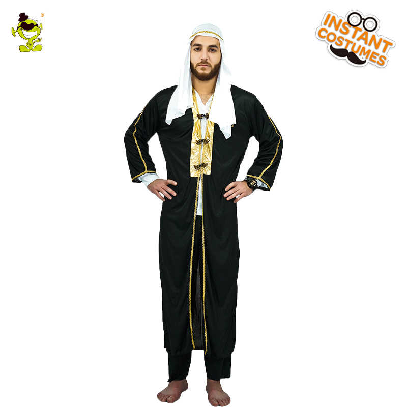 Mooler Arabian Prince Costume Street Rat Suits for Boys Cosplay Fancy Outfit