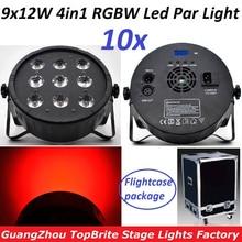 LED RGBW Laser PAR
