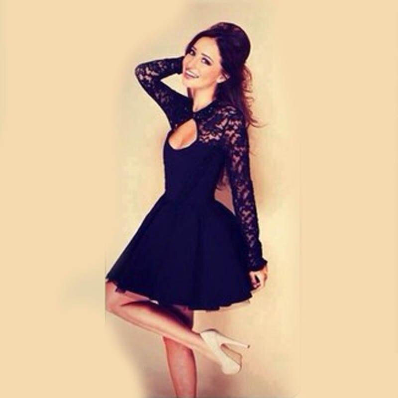 Online Get Cheap Long Sleeve Junior Dresses -Aliexpress.com ...
