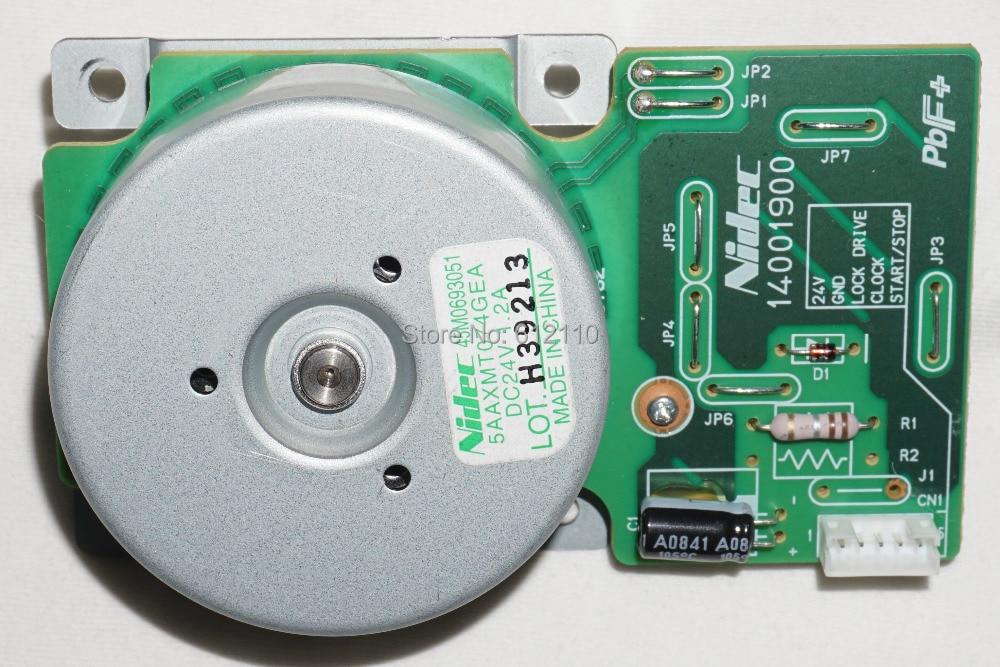 ФОТО New Original Kyocera 5AAXMT074GEA 2FV27000 MOTOR MAIN for:FS-1016 1116 920