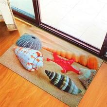 Модный коврик 5d нескользящий из нетканого материала для гостиной/кухни/спальни