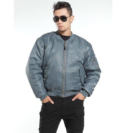 Aliexpress.com : Buy Alpha Military Jacket Ma1 Pilot Jacket Ma 1 ...