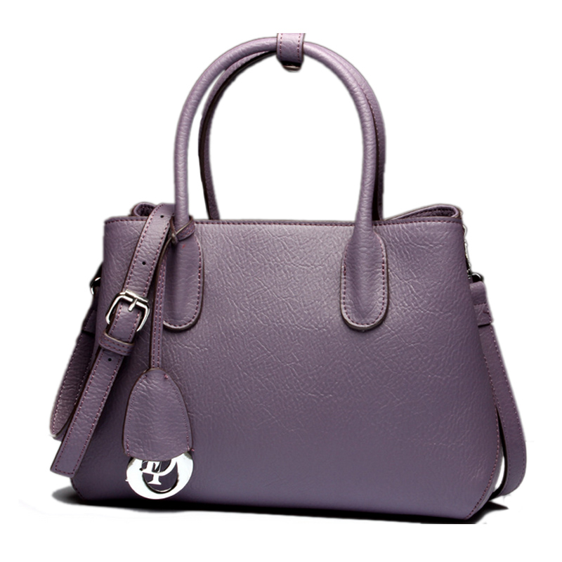 ФОТО NEW Solid Women totes plain Genuine Leather Handbags for date girls Bolsa Femininas cattlehide lady handbag small messenger bags