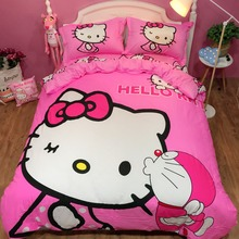 Großhandel Bed Set Hello Kitty Gallery Billig Kaufen Bed Set Hello