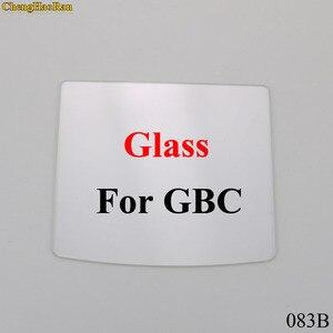 Image 4 - ChengHaoRan 4 modele przezroczysty szklany materiał obiektyw do gry kolor chłopięcy GB/GBA/GBC/GBA SP wymienny pad do konsoli do gier naprawa części