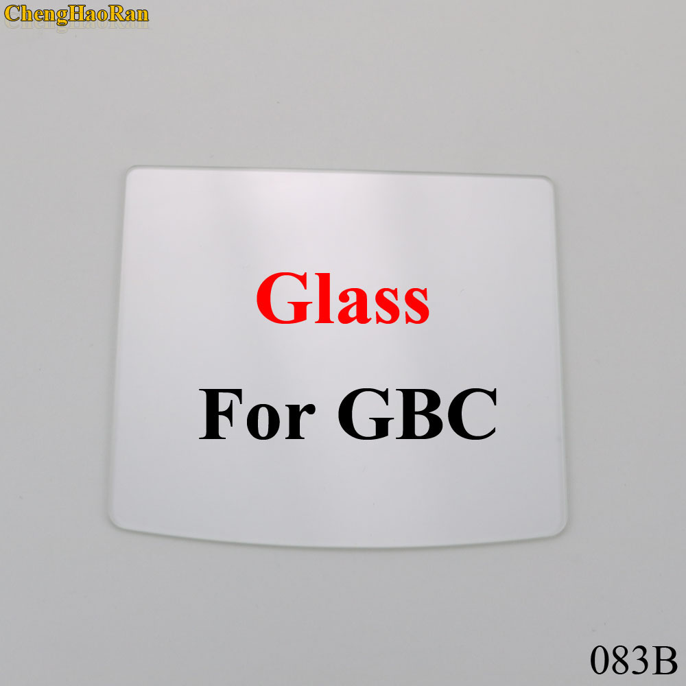 Image 4 - ChengHaoRan 4 models Clear Glass Material Screen Lens for Game boy Color GB/GBA/GBC/GBA SP Game Console replacement repair parts-in Replacement Parts & Accessories from Consumer Electronics