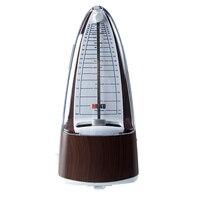 MUKU ME01 Guitar Metronome Online Mechanical Pendulum Mecanico Wood Color For Guitar Piano Violin Musical Instrument