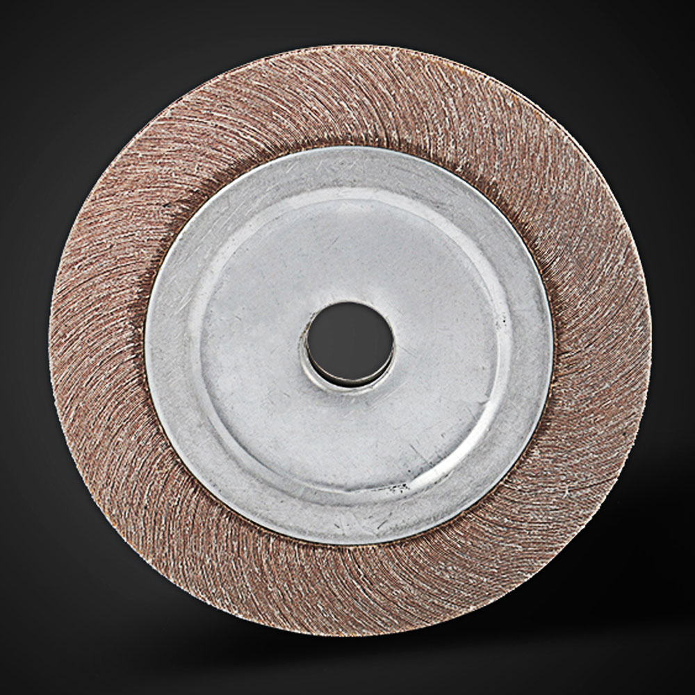 5 6 8 inch Flexible flap wheel abrasive sanding paper wheel for metal steel polishing