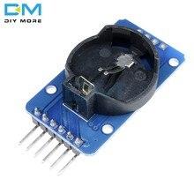 Ds3231 at24c32 iic precisão rtc tempo real relógio módulo de memória para arduino original novo substituir ds1307