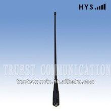10PCS Dual band two way ham radio antenna VHF and UHF HYS-771N VHF and UHF Walkie Talkie Antenna VHF and UHF Ham Radio Antenna