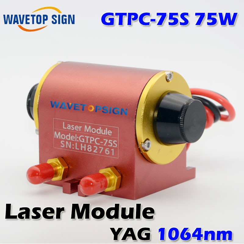 laser module GTPC-75S 75w  GTPC-75S Yag laser diode 75w   JiTai YAG Laser Module  75w GTPC-75S Laser Diode Pump Module GTPC- 75S discount good quality high power gtpc 75s 75w diode pumped laser module power supply gtdc2425