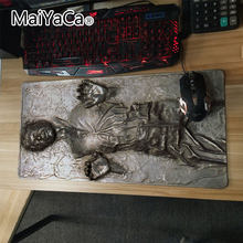 MaiYaCa Laptop Gaming Mouse Pads Borda Bloqueio Star War Mouse pad Mat para Dota2 LOL CS Mouse Mouse Pad para o Jogador Do Jogo(China)