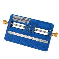 Precyzja podwójnym łożyska zintegrowany konserwacji oprawa telefon komórkowy IC układ płyty głównej uchwyt zacisk wielofunkcyjny narzędzie do naprawy