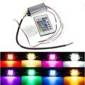 LED RGB Chip 50 30 20 10 w w w w High Power LED Colorido COB Chip com LED à prova d' água motorista e Controle Remoto para holofote levou