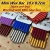 16pcs High Quality Mini Sealing Wax Stick Retro Seal Stamp Vintage Wax Stick Sellado Sax Palillo