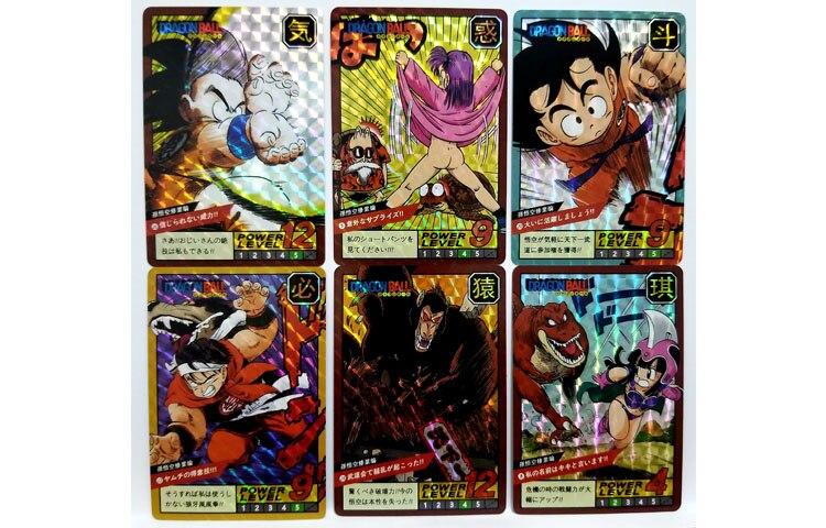 Treu 40 Teile/satz Super Dragon Ball Heroes Schlacht Karte Ultra Instinct Goku Vegeta Super Spiel Sammlung Karten Elegant Im Stil Spiel-sammelkarten Sammeln & Seltenes