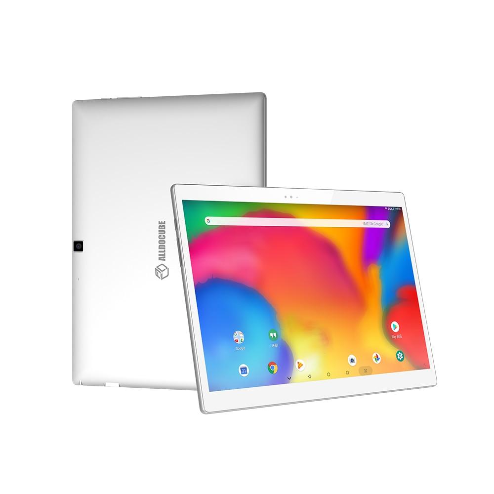 ALLDOCUBE X 10.5 2K 2560*1600 Super AMOLED Screen 6.9mm Ultra Slim Body Android 8.1 4GB RAM 64GB ROM Tablet PC Fingerprint 8MP