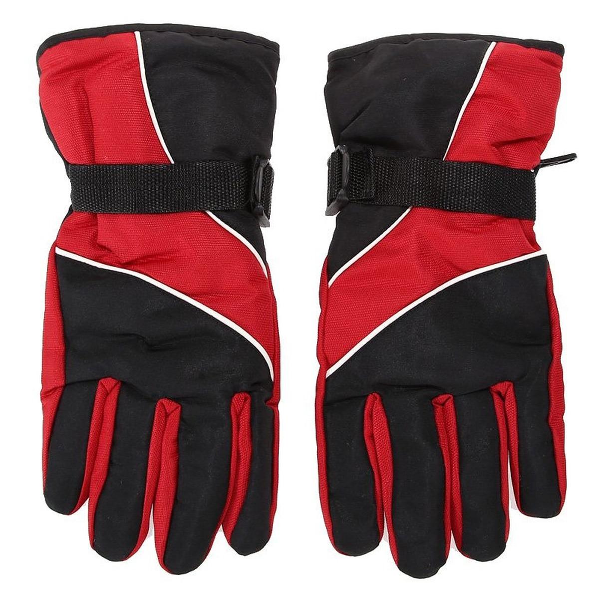 Men font b Ski b font font b Gloves b font Thermal Waterproof For Winter Outdoor