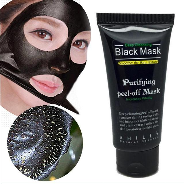 Black Charcoal Purifying Face Mask (10 pcs) Fresh - Umbrian Clay Purifying Mask - For Normal to Oily Skin -100ml/3.3oz