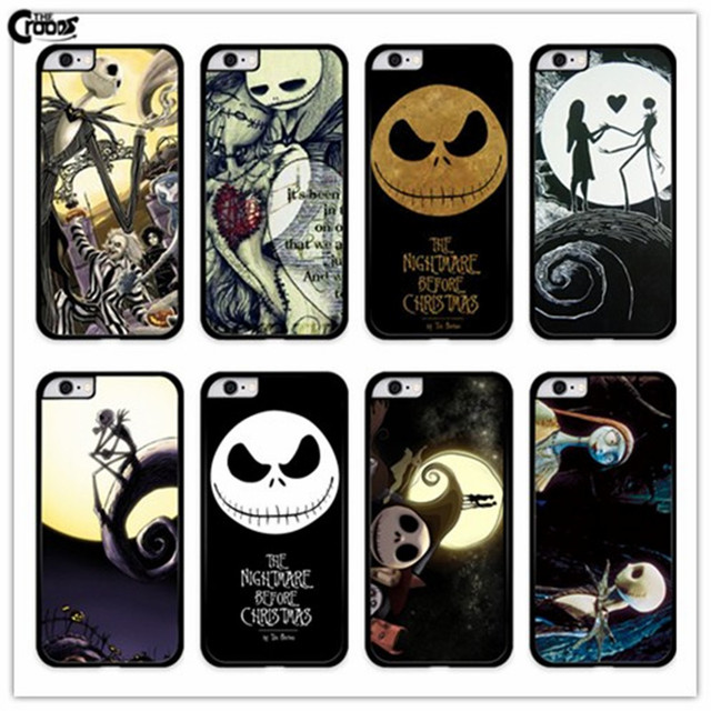 sports shoes 6b4d5 e20dc US $3.99 |Case for iphone 6 6s 4.7'The Nightmare Before Christmas Jack 3D  Hard Plastic Phone Case Cover For Apple Iphone 6plus 6s plus 5.5 on ...