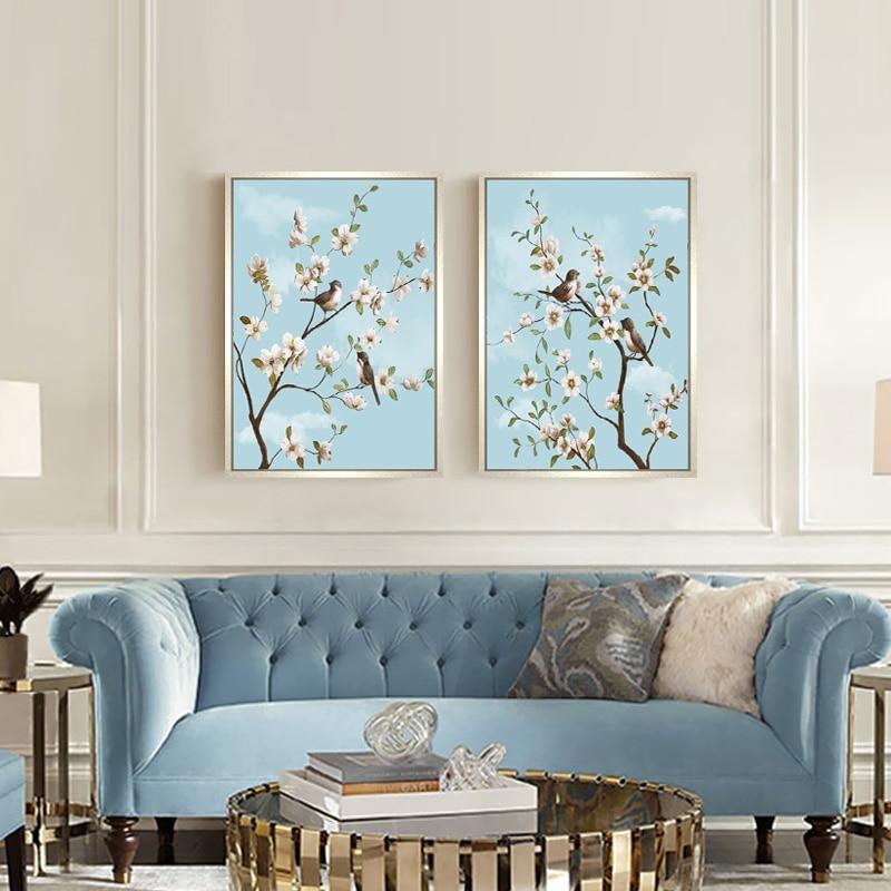 Алмази вишивка квітами потрійні - Мистецтво, ремесла та шиття - фото 3