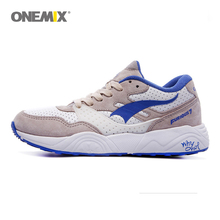 ONEMIX original speed 7 men running shoes 2016 summer breathable walking outdoor retro sports shoes size 36-45 free shipping1106