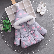 OnnPnnQ autumn winter clothing cotton outerwear infant