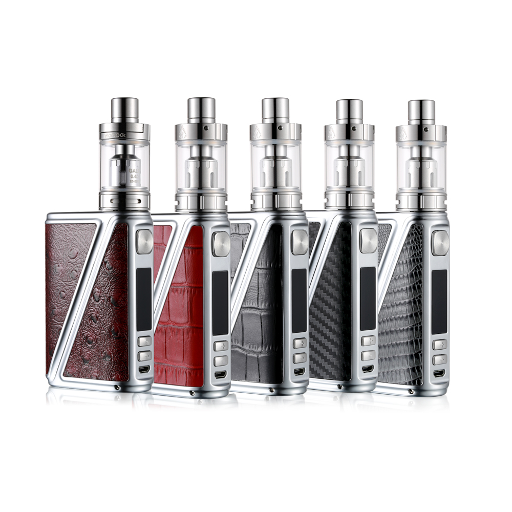 Electronic Cigarette Kit Original Rofvape Warlock Z-BOX 233W Box Mod with Gale Atomizer 4ml Vape Tank 0.91 OLED