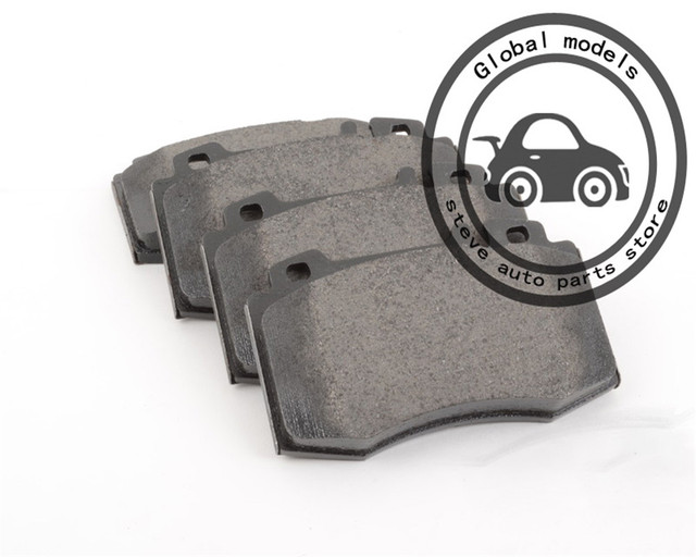 Exceptional Rear Brake Pad Set Para Mercedes Benz W203 C160 C180 C200 C220 C230 C240  C270 C350