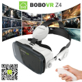 Virtual Reality goggles Original BOBOVR Z4/bobo vr Z4 MINI 3D Glasses google cardboard VR box headset For 4.3-6.0'' smartphone