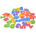 Letras de A A Z Carta Flutuante Espuma Brinquedo educativo Aprendizagem Brinquedos para o Banho Do Bebê Do Alfabeto Crianças Presentes para Criança
