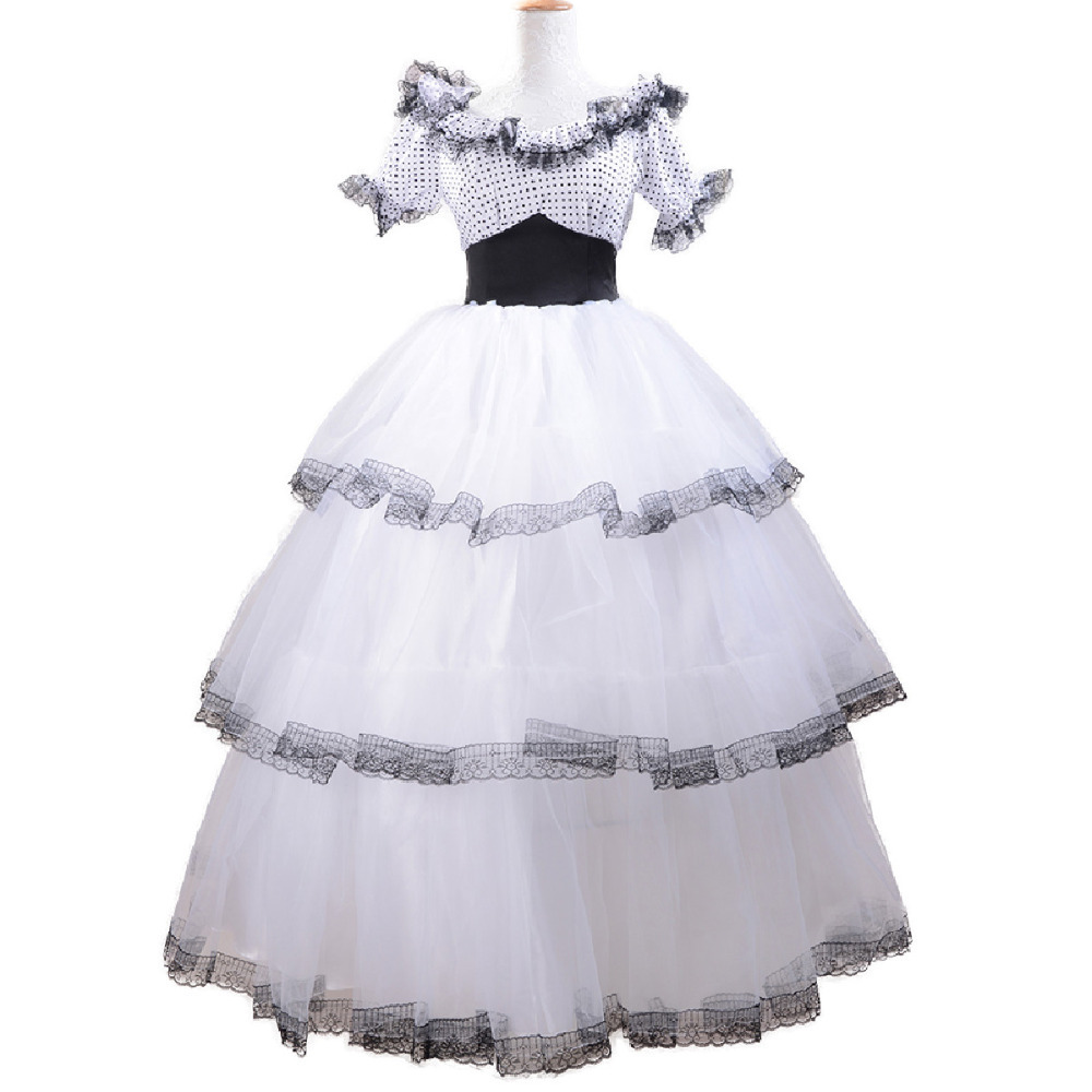 southern belle costume victorian dress costume adult halloween ...