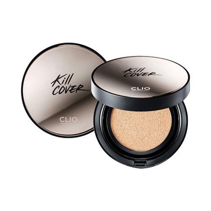 Housse CLIO Kill coussin fonderies XP SPF50 + 15g + recharge 15g coussin BB crème housse éclaircissante fond de teint maquillage visage