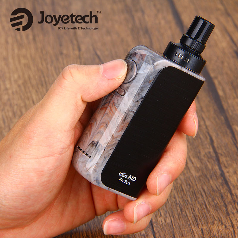 Originale Joyetech Kit 2100 mAh eGo AIO ProBox 2 ml aio pro Box Starter Kit Sigaretta Elettronica All In One Probox Vape Kit ego aio
