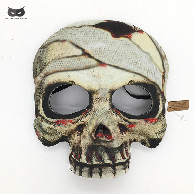 Ghost Skull Skeleton Horror Mask
