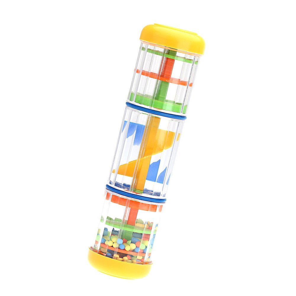 HGHO-8 Rainmaker Rain Stick Musical Toy for Toddler Kids Games KTV Party