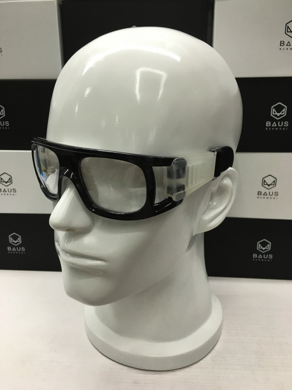1c934dc39282 Protective Men Sports Goggles Eyewear Glasses Adult Soccer Hockey Rugby Tag  Dribble eyeglasses Prescription-in Eyewear Frames from Apparel Accessories  on ...