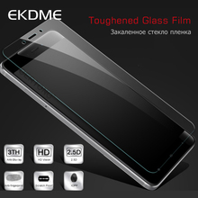 EKDME 2.5D 0.3mm 9H Premium Tempered Glass for Xiaomi Redmi 4A 2 Redmi Note 2 Note 3 Pro Mi3 Mi4 Mi5 Phone Cases Screen Film