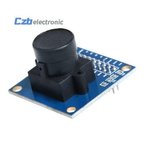 New OV7670 VGA Camera Module Lens CMOS 640X480 SCCB w/ I2C Interface Auto Exposure Control Display Active For Arduino