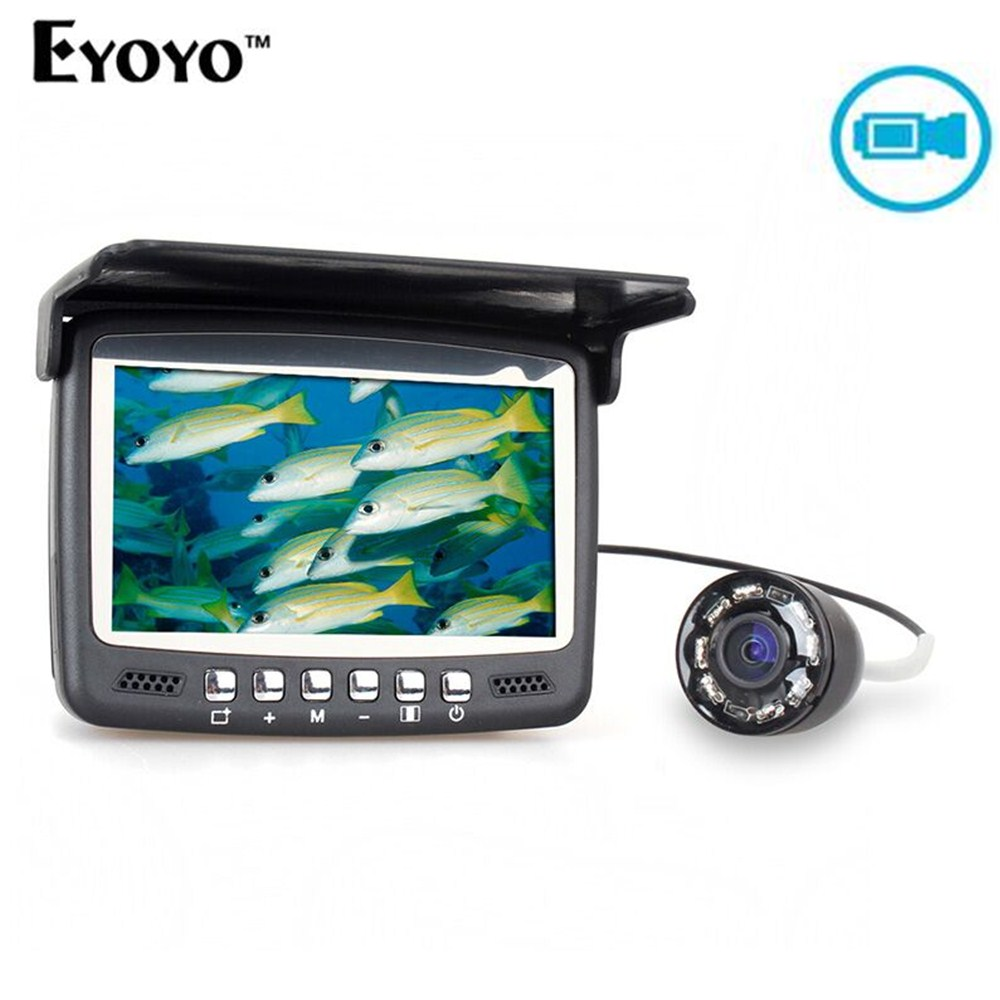 Eyoyo Original Fishing Camera 30M 1000TVL 4.3