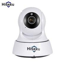 hiseeu Home Security IP Camera Wi-Fi Wireless Mini Network Camera Surveillance Wifi 720P Night Vision CCTV Camera Baby Monitor