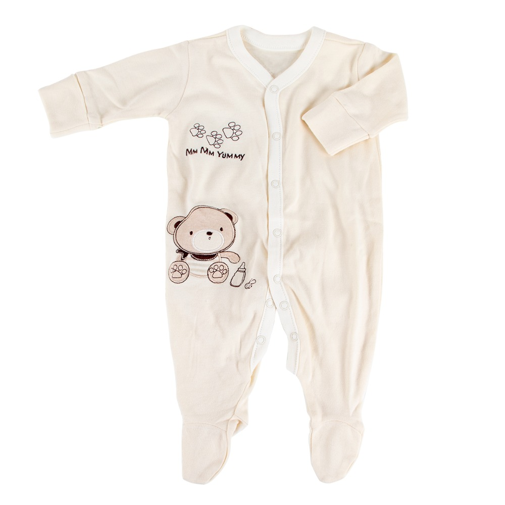 Rompers   for Baby newborns 0-12 months 100% Organic Cotton Unisex Onesies Climbing Suit jumpsuit For babies girls/boys Clothes
